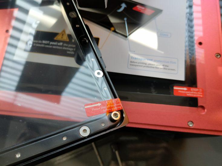 Elegoo Saturn 3D-Drucker Schutzfolie