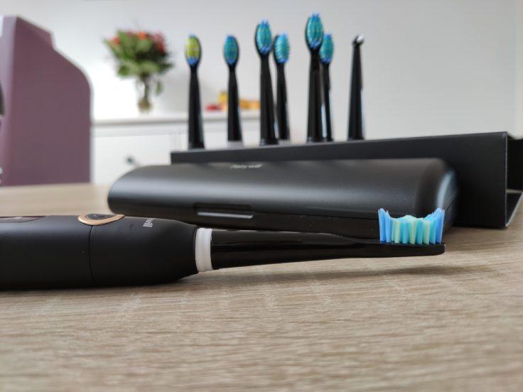 Fairywill D7 elektrische Zahnbürste Optik