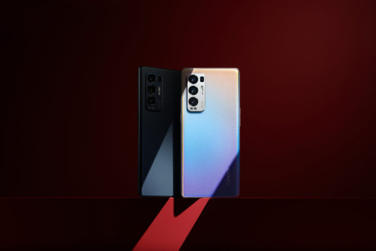 Find X3 Neo Product Scenario 1
