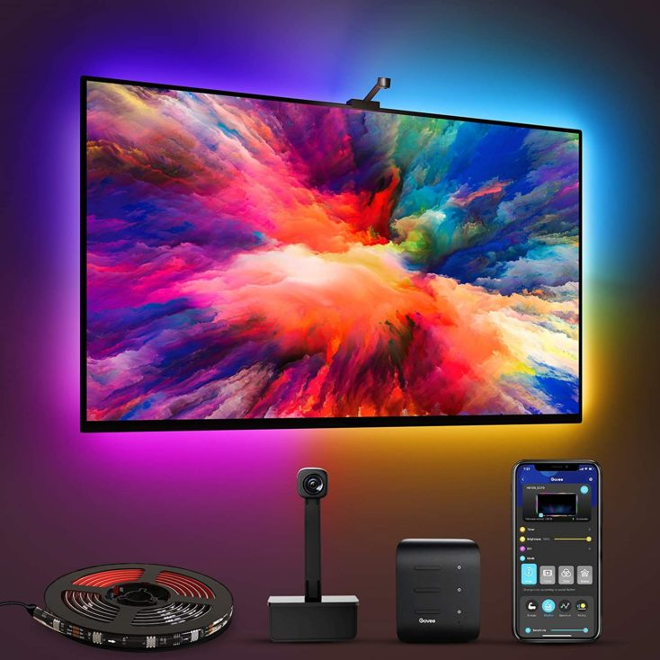 Govee WiFi LED TV Hintergrundbeleuchtung