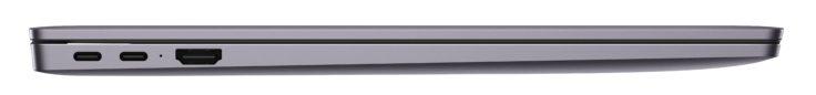 HUAWEI MateBook D16 Notebook Anschluesse links