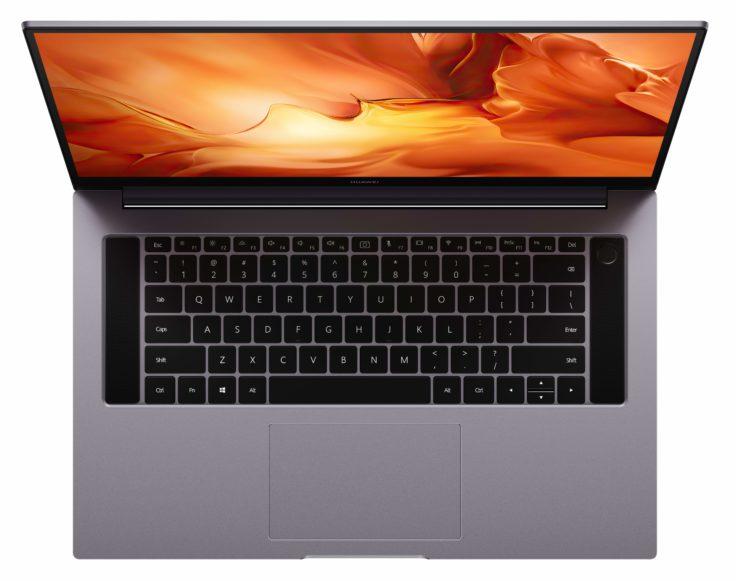 HUAWEI MateBook D16 Notebook Tastatur