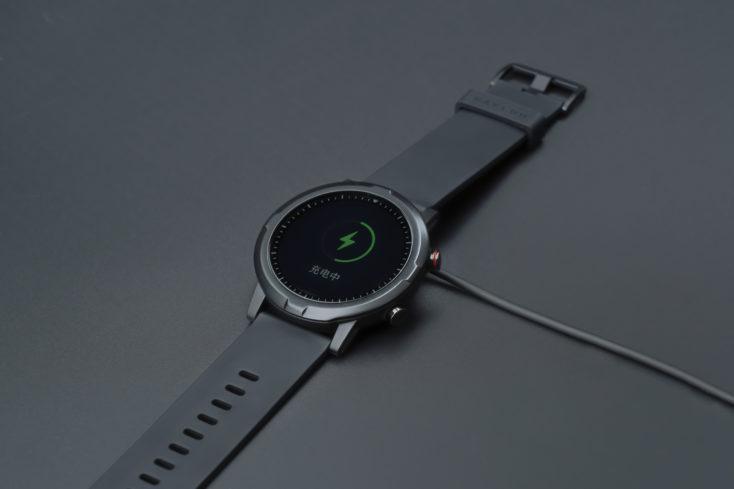 Haylou LS05S Smartwatch Akkulaufzeit