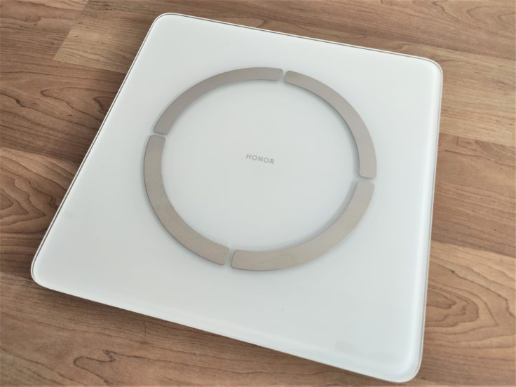 Honor Scale 2 smarte Waage Design