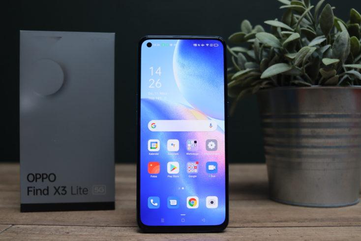 OPPO Find X3 Lite Smartphone