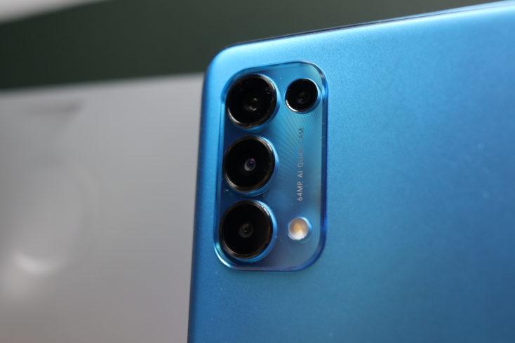OPPO Find X3 Lite Smartphone Kamera