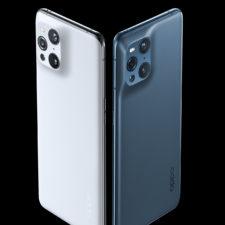 OPPO Find X3 Pro Smartphone Rueckseite