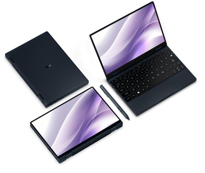 One-Netbook 4 Notebook Uebersicht