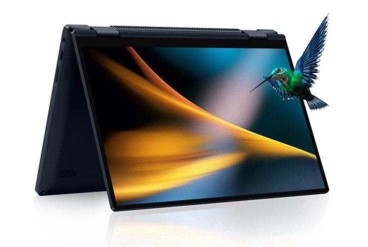 One-Netbook 4 Notebook mit Kolibri
