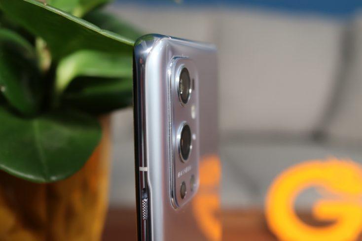 OnePlus 9 Pro Kamera Modul Seite