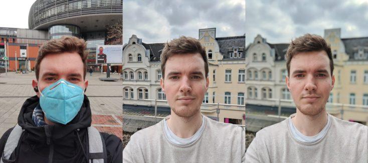 OnePlus 9 Pro Selfies