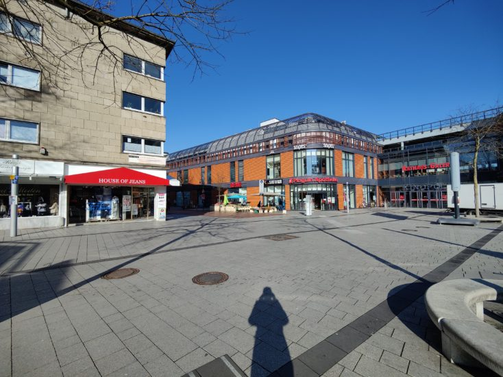 OnePlus 9 Pro Ultraweit Rathaus Galerie