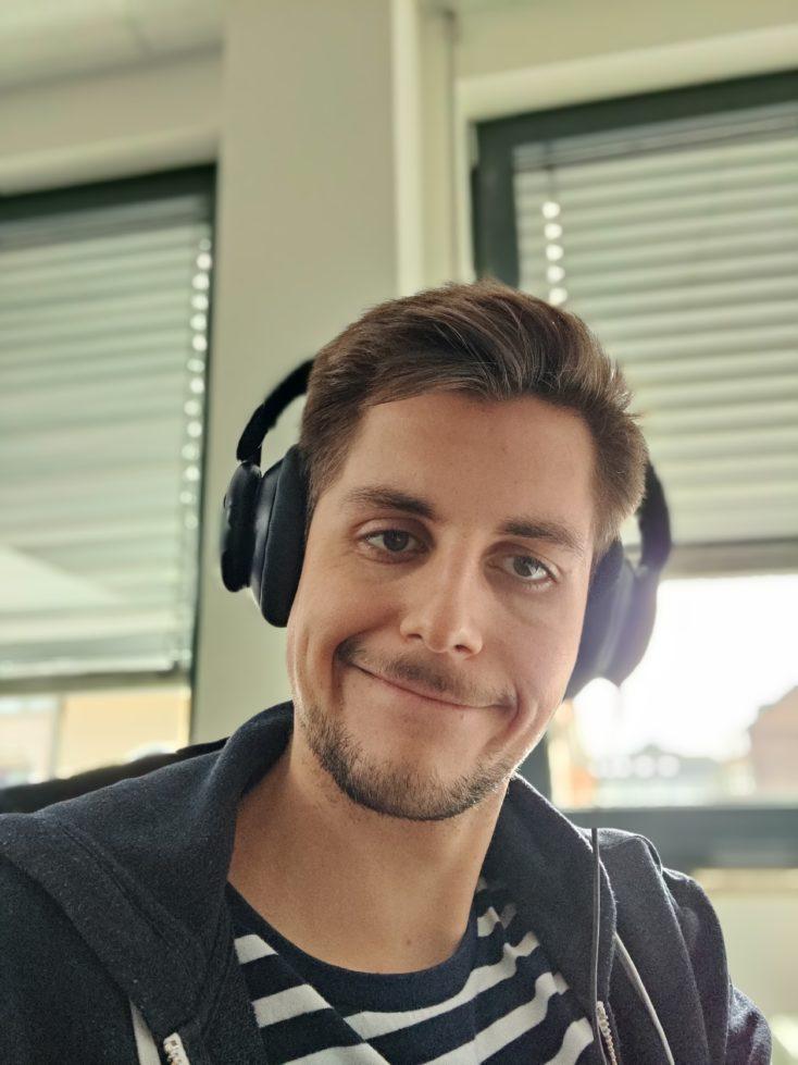 OnePlus 9 Testfoto Frontkamera Selfie