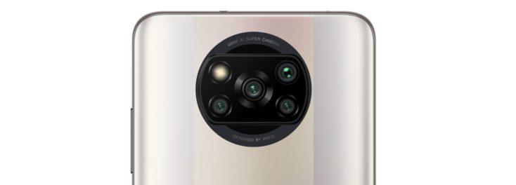 POCO X3 Pro Smartphone Kamera