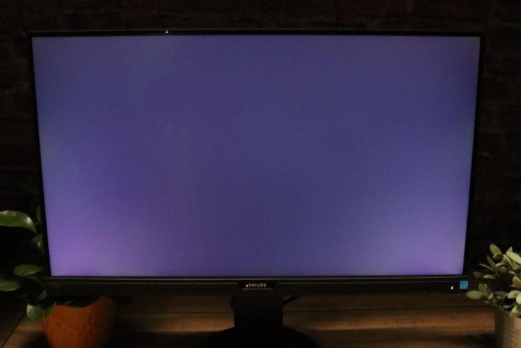 Philips 273B9 Monitor Backlight