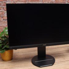 Philips 273B9 Monitor von der Seite