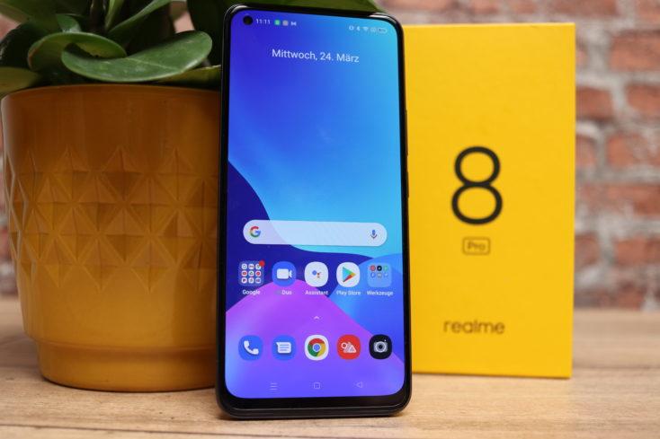 Realme 8 Pro Smartphone