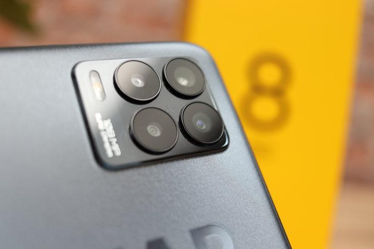 Realme 8 Pro Smartphone Kamera