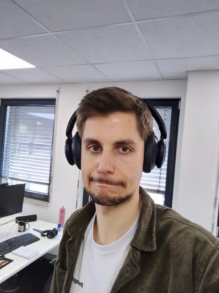 Realme 8 Pro Testfoto Selfie-Kamera