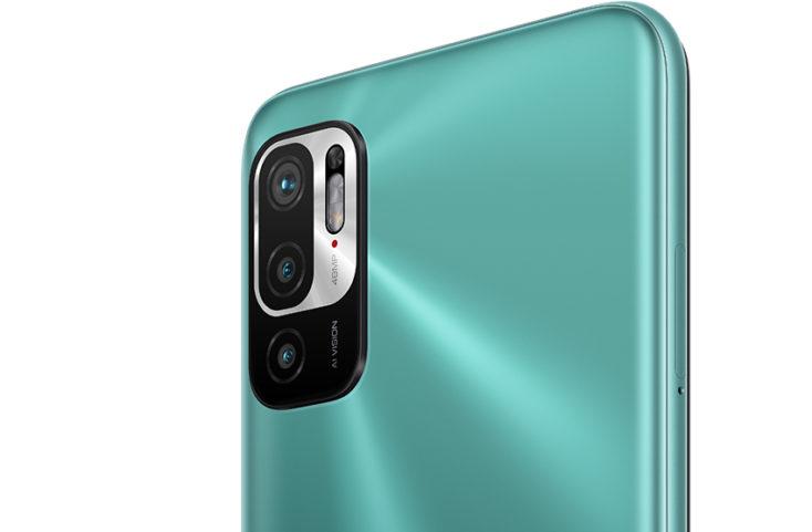 Redmi Note 10 5G Kamera