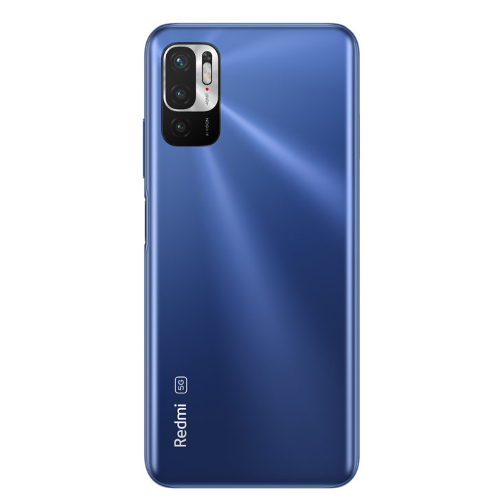 Redmi Note 10 5G Rueckseite Blau