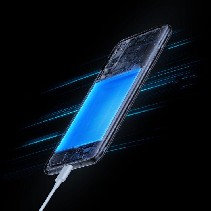 Redmi Note 10 5G Smartphone Akku