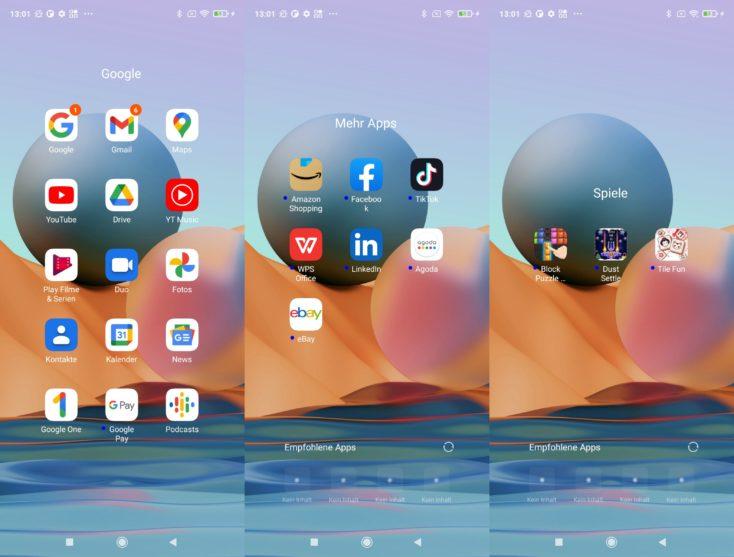 Redmi Note 10 Pro Apps