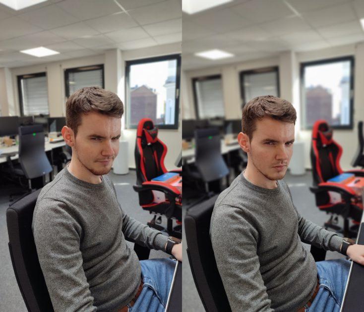 Redmi Note 10 Pro Portraitmodus Testfoto
