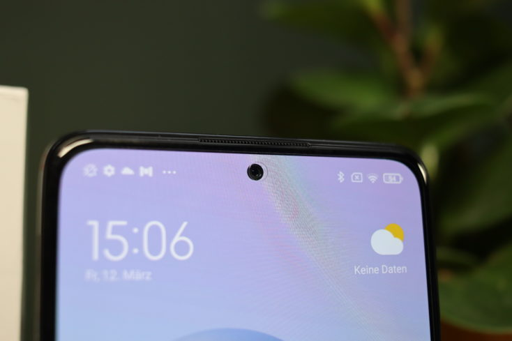 Redmi Note 10 Pro Smartphone Punch Hole