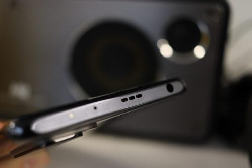 Redmi Note 10 Pro Stereo Lautsprecher