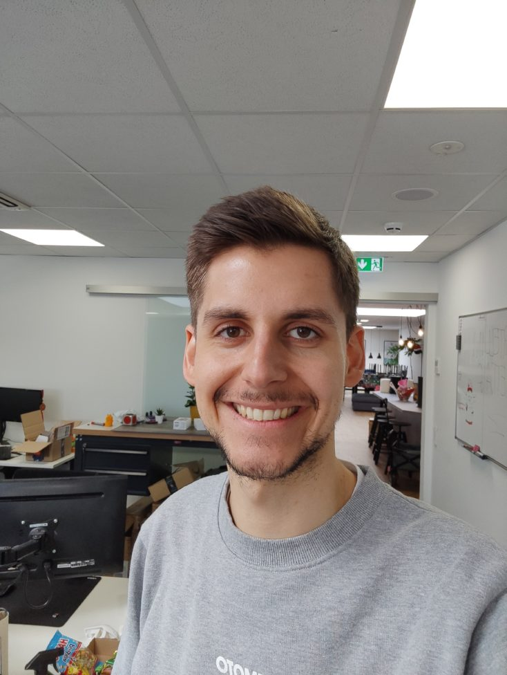 Redmi Note 10 Pro Testfoto Selfie Kamera 1