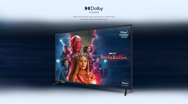 Redmi Smart TV X Fernseher Dolby
