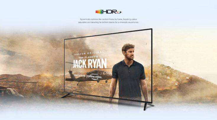 Redmi Smart TV X HDR 10