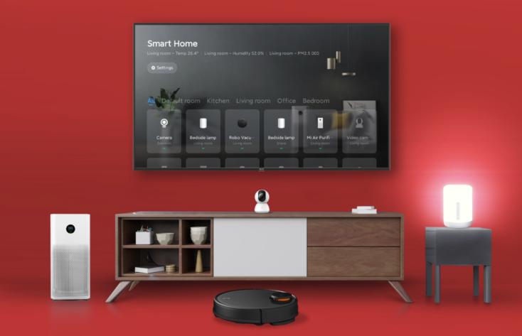 Redmi Smart TV X Smart Home