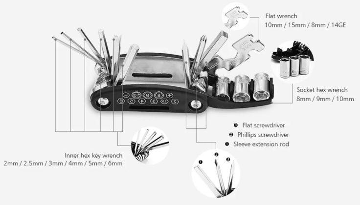 Reparatur Kit Details