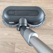 Roidmi NEX 2 Plus Akkusauger mit rotierenden Wischmoppen Aufsatz Design