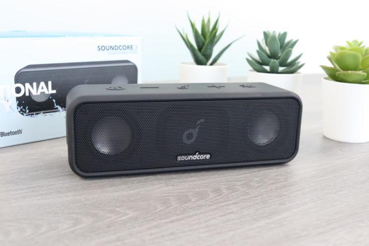 Soundcore 3 Bluetooth Speaker