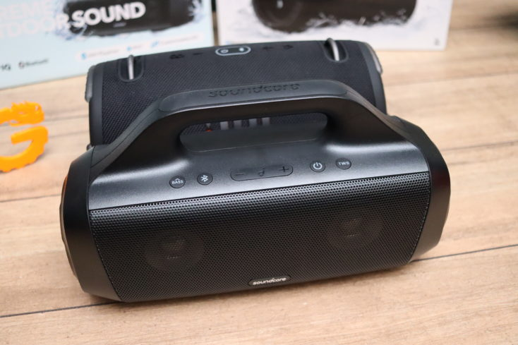 Soundcore Motion Boom groesse