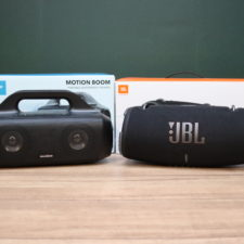 Soundcore Motion Boom und JBL Xtreme 3