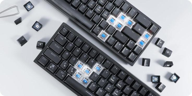 Tronsmart Elite Tastatur Switches