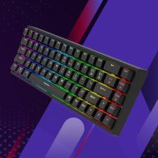 Tronsmart Elite Tastatur von vorne Beitragsbild