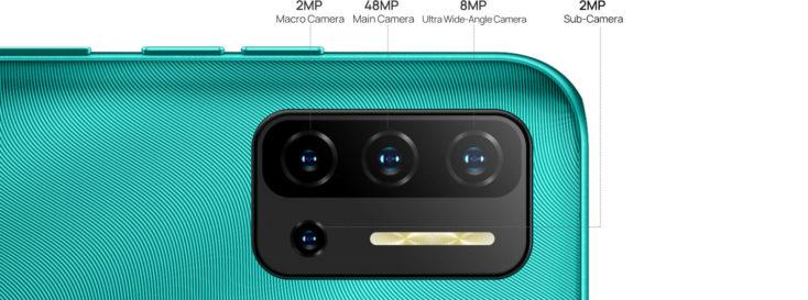 Ulefone Note 11P Smartphone Kamera