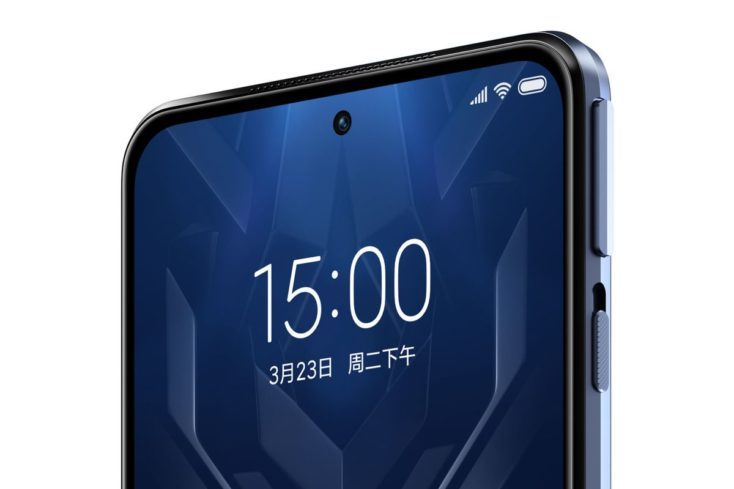 Xiaomi Black Shark 4 Display