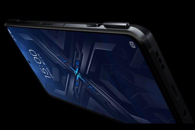 Xiaomi Black Shark 4 Schultertasten