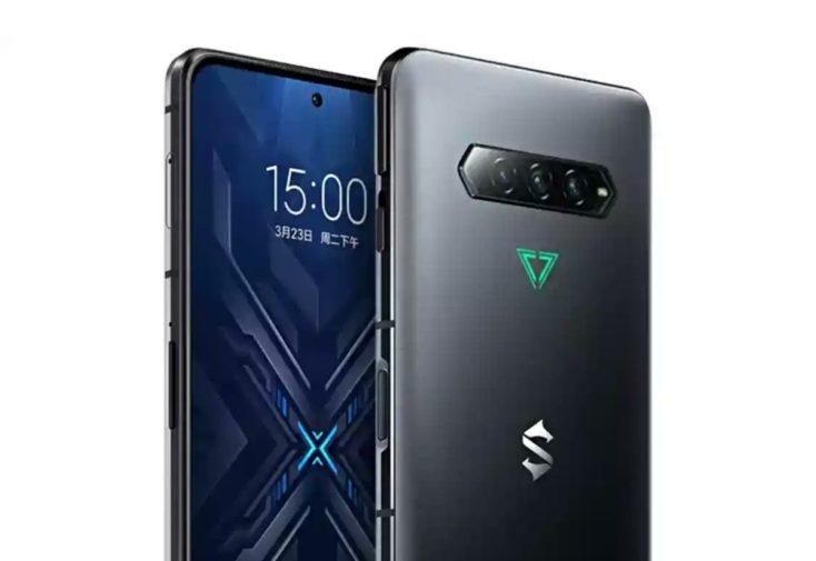 Xiaomi Black Shark 4 Smartphone Kamera