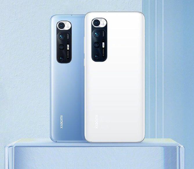 Xiaomi Mi 10S Smartphone