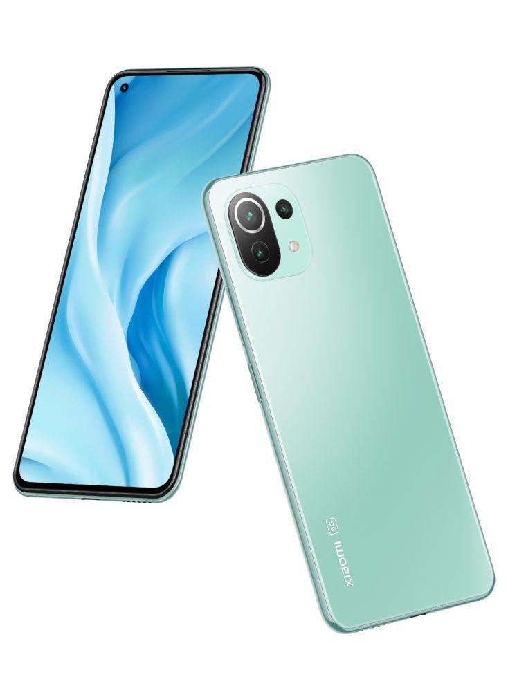 Xiaomi Mi 11 Lite 5G Smartphone