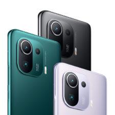 Xiaomi Mi 11 Pro Kamera Design