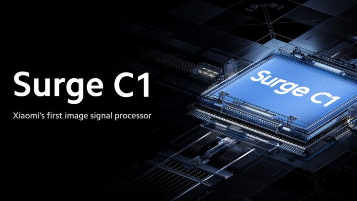 Xiaomi Mi Mix Fold Surge C1 Prozessor