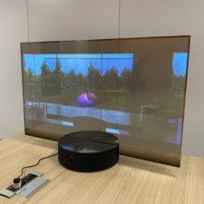 Xiaomi Mi TV Lux 55 Zoll Transparent Fernseher